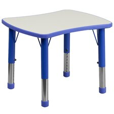 "26.63"" x 21.88"" Rectangular Activity Table"
