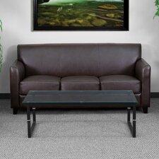 Hercules Diplomat Series Leather Sofa