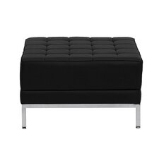 Hercules Imagination Series Leather Ottoman