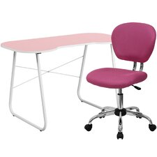 Writing Desk with Task Chair