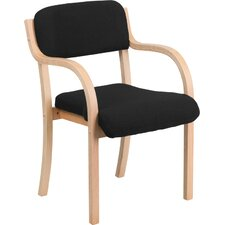 Wood Side Guest Chair (Set of 2)