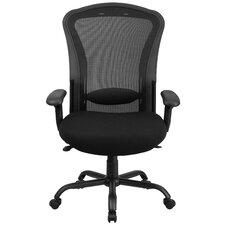 Hercules Series High Back Mesh Swivel Chair with Synchro-Tilt