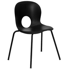 Hercules Series Armless Stacking Chair