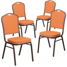 Hercules Crown Banquet Chair with Cushion (Set of 16)