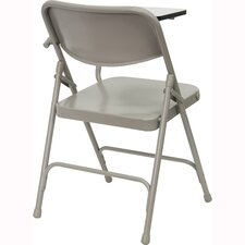 "Premium 17.5"" Metal Tablet Arm Chair"