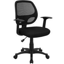 Low-Back Mesh Office Chair