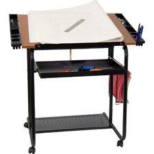 Adjustable Melamine Drafting Table