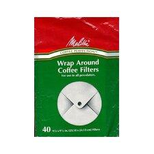 Wrap Around Coffee Filters