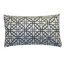 Trellis Indoor/Outdoor Lumbar Throw Pillow