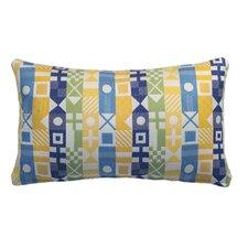 Signal Nautical Indoor/Outdoor Lumbar Pillow