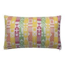 Signal Sherbert Outdoor/Indoor Lumbar Pillow