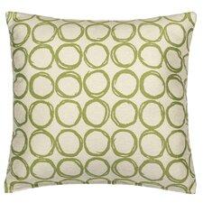 Vibrant Scribble Indoor/Outdoor Throw Pillow