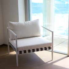 Pier Deep Seating Arm Chair with Cushions