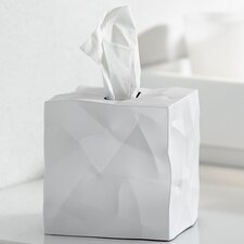 Crinkle Tissue Box Cover
