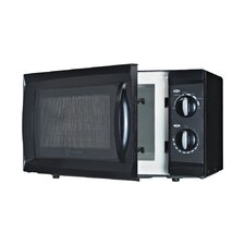 0.6 Cu. Ft. 600W Countertop Microwave