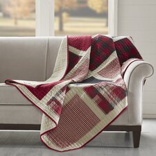 Huntington Quilted Cotton Throw