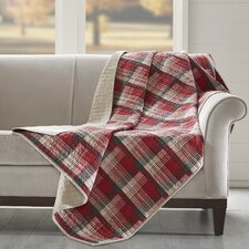 Tasha Quilted Cotton Throw