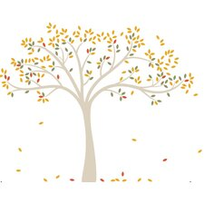 Trees Fall Wall Decal