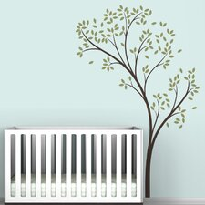 """Spring Tree"" Wall Decal"