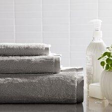 Solid Slub Bath Towel