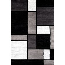 Alpine Gray Area Rug