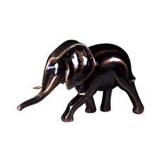 Straying Elephant Statue