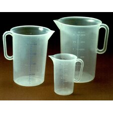 Acea and Stratos Plastic Measuring Jug (Set of 2)