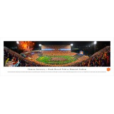 NCAA Clemson University - Football by James Blakeway Photographic Print
