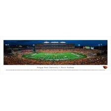 NCAA Oregon State University - Civil War by James Blakeway Photographic Print