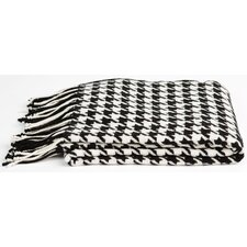 Cashmere & Merino Wool Throw Blanket