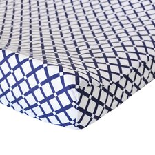 Relish Geometric Changing Pad Cover