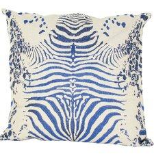 Tiger Linen Throw Pillow