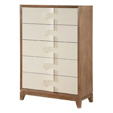 Enchantment 5 Drawer Lingerie Chest