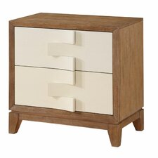 Enchantment 2 Drawer Nightstand