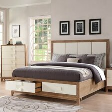 Enchantment Storage Platform Bed