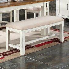 A La Carte Upholstered Kitchen Bench