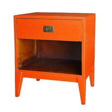 Petra Lacquer Nightstand