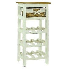Monet 9 Bottle Floor Wine Rack