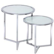 Marcel 2 Piece End Table Set