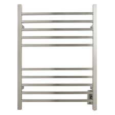 Radiant Wall Mount Hardwired Electric Towel Warmer