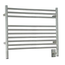 Jeeves Wall Mount Electric L Straight Towel Warmer