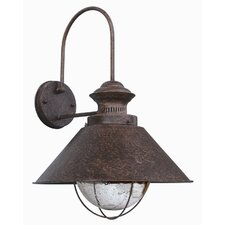 Nautica 1 Light Outdoor Sconce