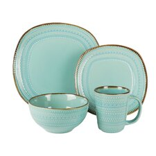 Tallulah 16 Piece Dinnerware Set