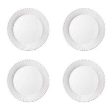 Hamilton Beaded Salad Plate (Set of 4)