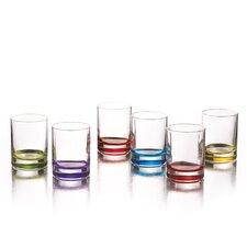 Silhouette 3.25 Oz. Shot Glasses (Set of 6)