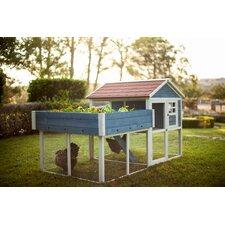 Pointe Elizabeth Rooftop Garden Chicken Coop