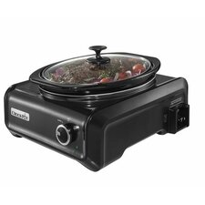 Hook Up® 3.5 Qt. Connectable Entertaining System