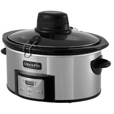 Digital 6-Quart Slow Cooker with iStir™