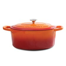 Artisan 7-qt. Oval Dutch Oven with Lid