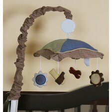 Music Baby Boy Constructor Mobile